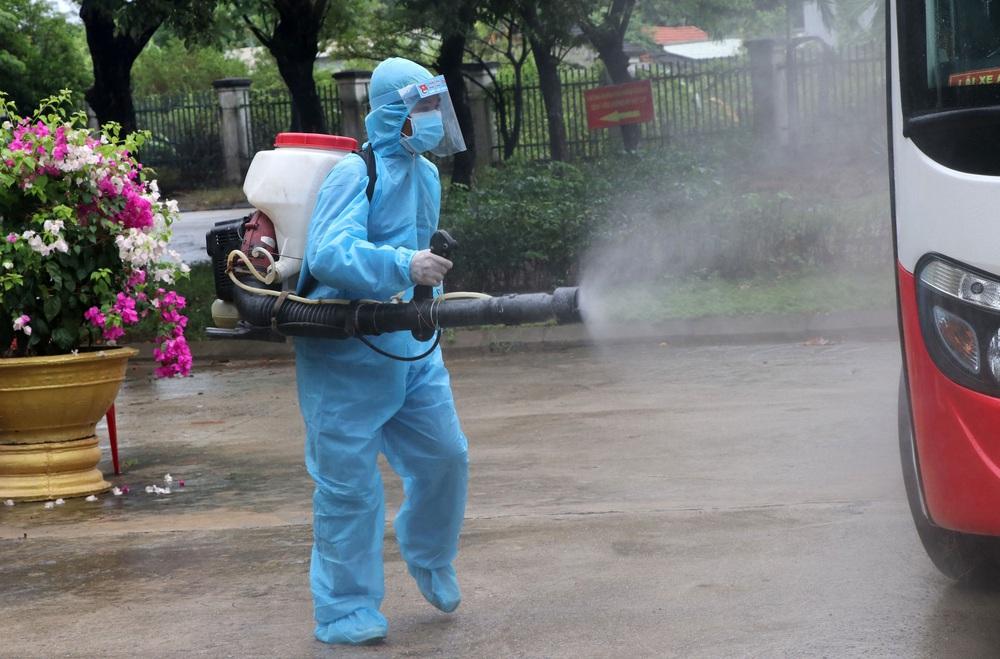 Bệnh viện dã chiến đầu tiên tại Đà Nẵng sẵn sàng tiếp nhận bệnh nhân COVID-19 - Ảnh 10.