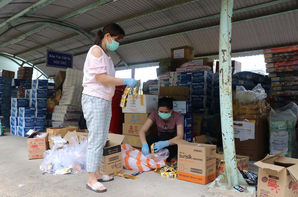 Bệnh viện dã chiến đầu tiên tại Đà Nẵng sẵn sàng tiếp nhận bệnh nhân COVID-19 - Ảnh 6.
