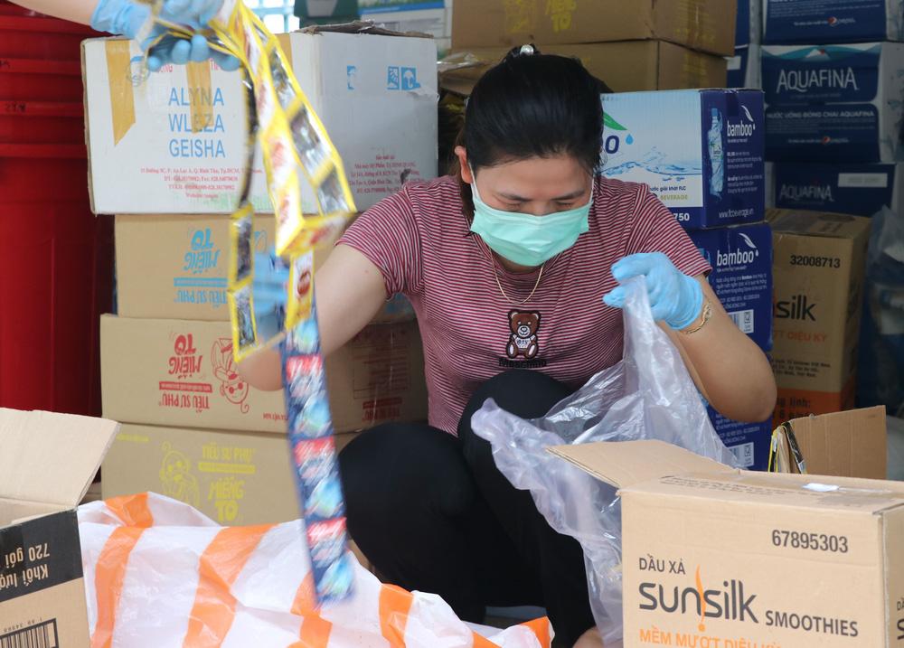 Bệnh viện dã chiến đầu tiên tại Đà Nẵng sẵn sàng tiếp nhận bệnh nhân COVID-19 - Ảnh 7.