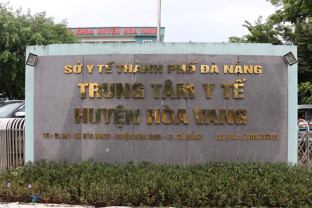 Bệnh viện dã chiến đầu tiên tại Đà Nẵng sẵn sàng tiếp nhận bệnh nhân COVID-19 - Ảnh 1.