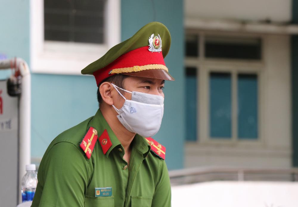 Bệnh viện dã chiến đầu tiên tại Đà Nẵng sẵn sàng tiếp nhận bệnh nhân COVID-19 - Ảnh 2.