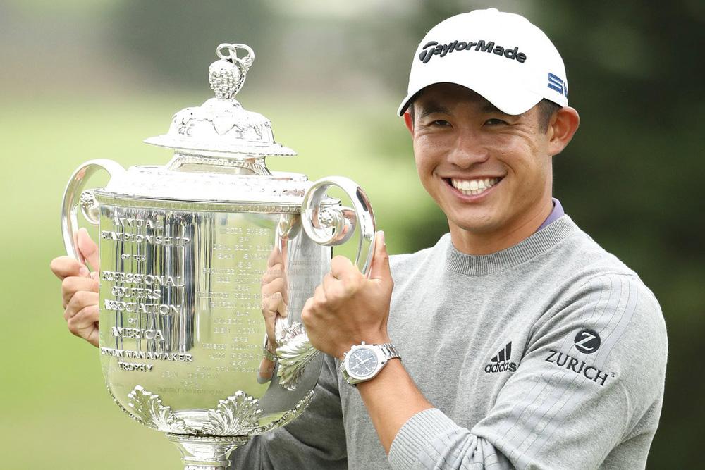 Collin Morikawa – nhà vô địch PGA Championship 2020: Chơi golf từ thuở lên 5, đi vào lịch sử tuổi 23! - Ảnh 10.