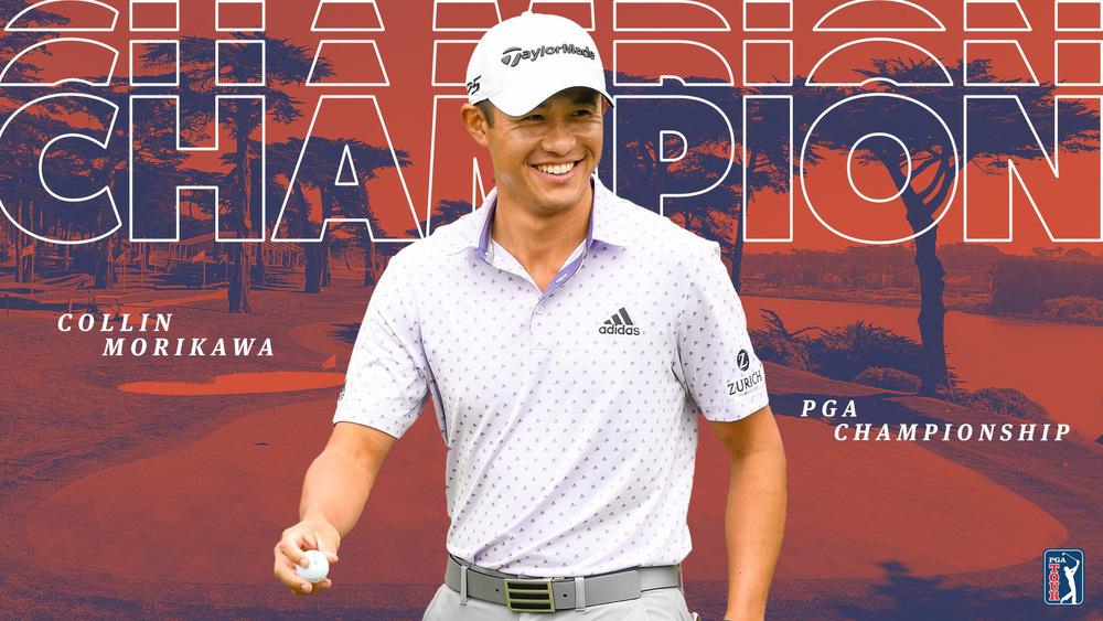 Collin Morikawa – nhà vô địch PGA Championship 2020: Chơi golf từ thuở lên 5, đi vào lịch sử tuổi 23! - Ảnh 4.
