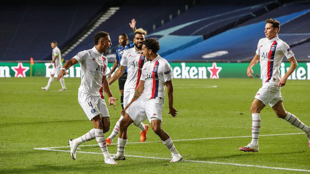 Kết quả Atalanta 1-2 PSG: Ngược dòng kịch tính, Neymar và đồng đội vào bán kết Champions League - Ảnh 5.