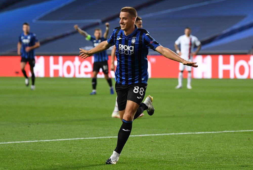 Kết quả Atalanta 1-2 PSG: Ngược dòng kịch tính, Neymar và đồng đội vào bán kết Champions League - Ảnh 2.