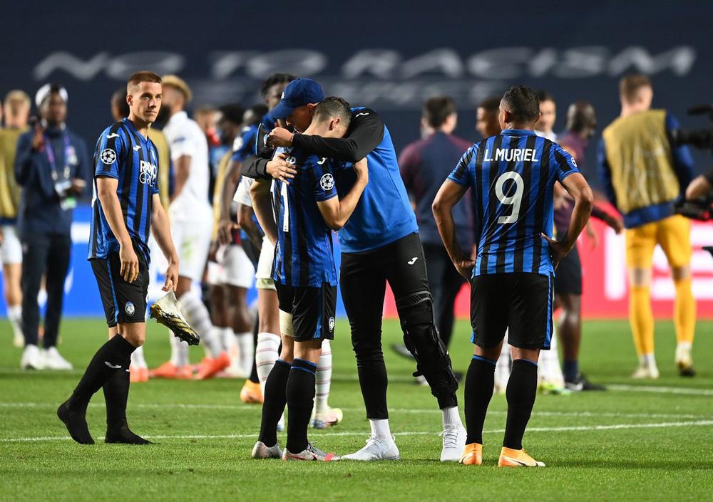 Kết quả Atalanta 1-2 PSG: Ngược dòng kịch tính, Neymar và đồng đội vào bán kết Champions League - Ảnh 6.