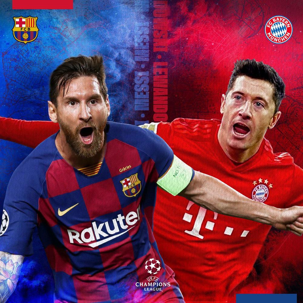 Barca vs Bayern: Lewandowski, Messi… và cuộc đôi công đáng chờ đợi (2h00 ngày 15/8, Tứ kết Champions League) - Ảnh 4.