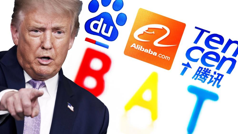 Sau TikTok và WeChat, Alibaba hãy cẩn thận với ông Trump - ảnh 1