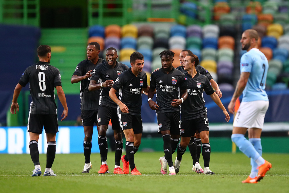 Man City gục ngã trước Lyon tại tứ kết Champions League - Ảnh 4.