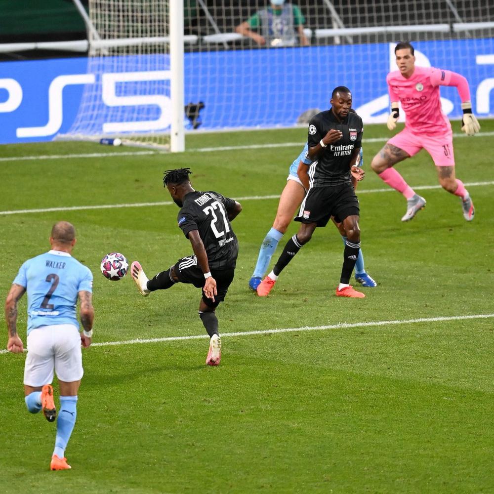 Man City gục ngã trước Lyon tại tứ kết Champions League - Ảnh 3.