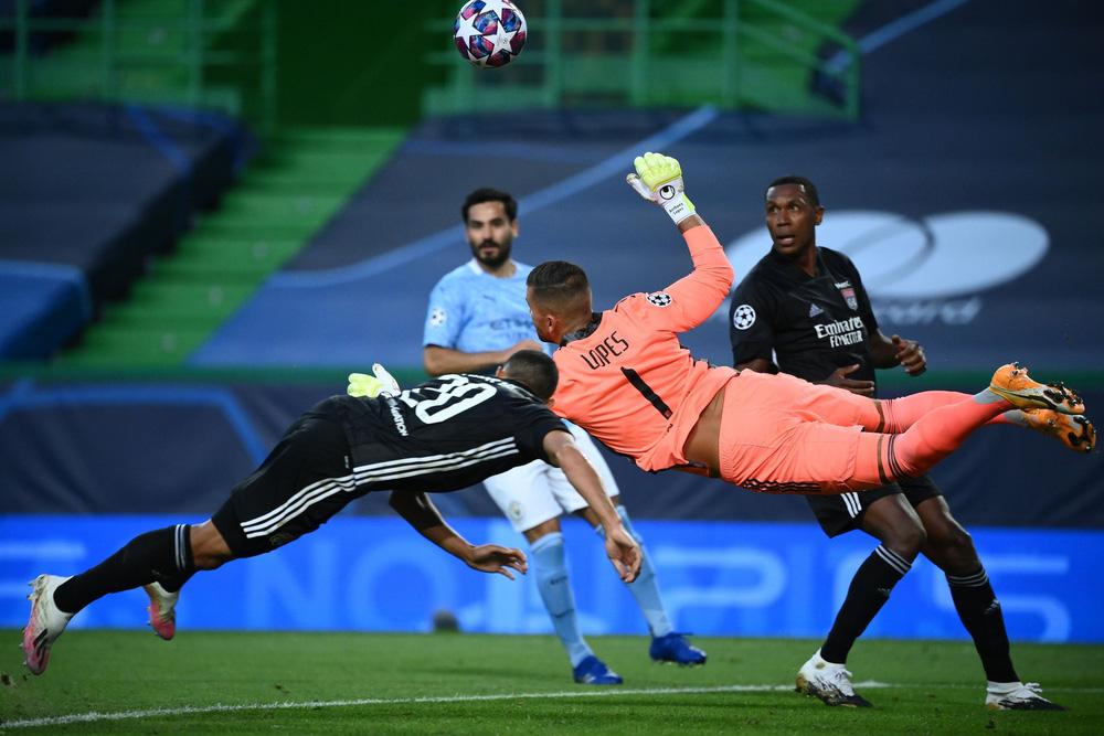 Man City gục ngã trước Lyon tại tứ kết Champions League - Ảnh 6.