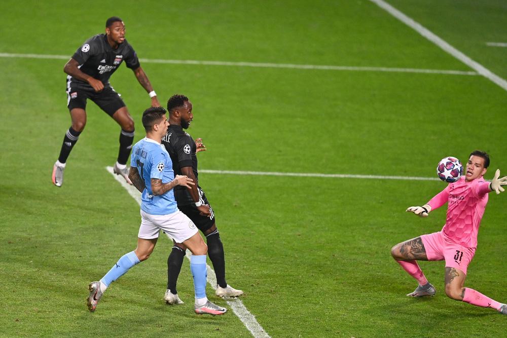 Man City gục ngã trước Lyon tại tứ kết Champions League - Ảnh 12.