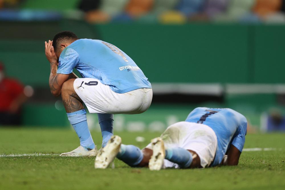 Man City gục ngã trước Lyon tại tứ kết Champions League - Ảnh 16.