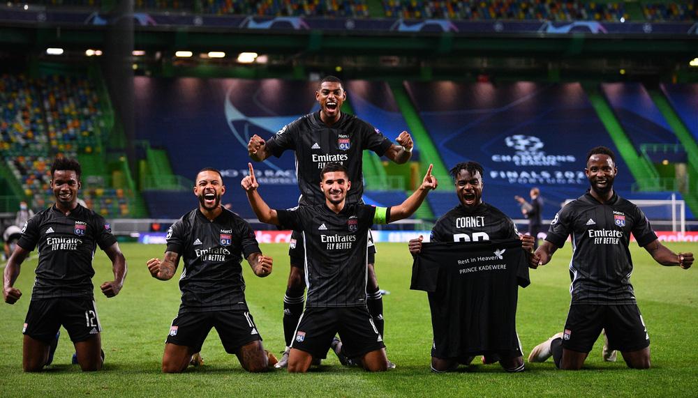 Man City gục ngã trước Lyon tại tứ kết Champions League - Ảnh 18.