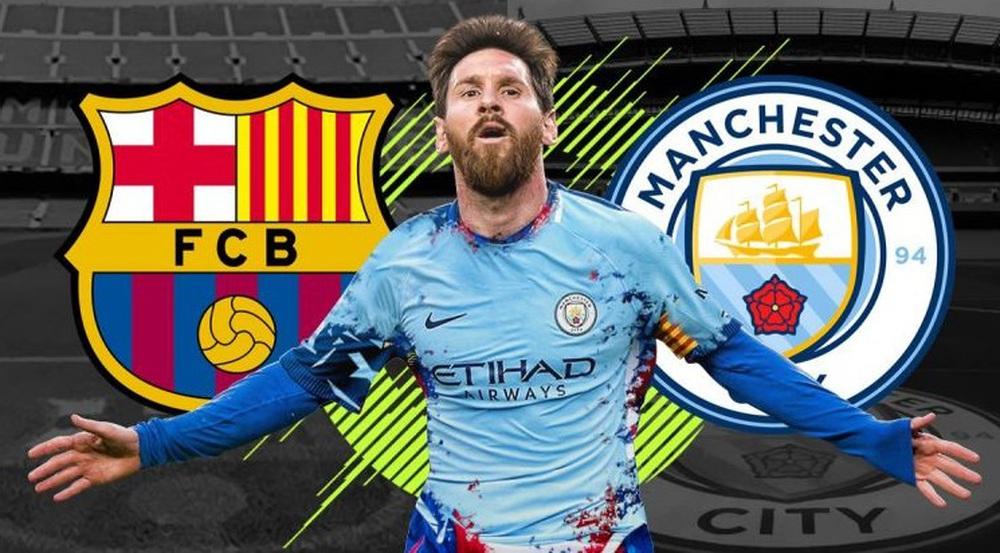 Nếu rời Barca, Messi sẽ đến đâu: Man City, PSG hay Inter Milan, Real Madrid?! - Ảnh 2.