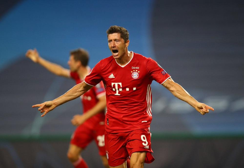 ẢNH: Gnabry rực sáng, Bayern Munich thắng thuyết phục Lyon ở bán kết Champions League - Ảnh 12.