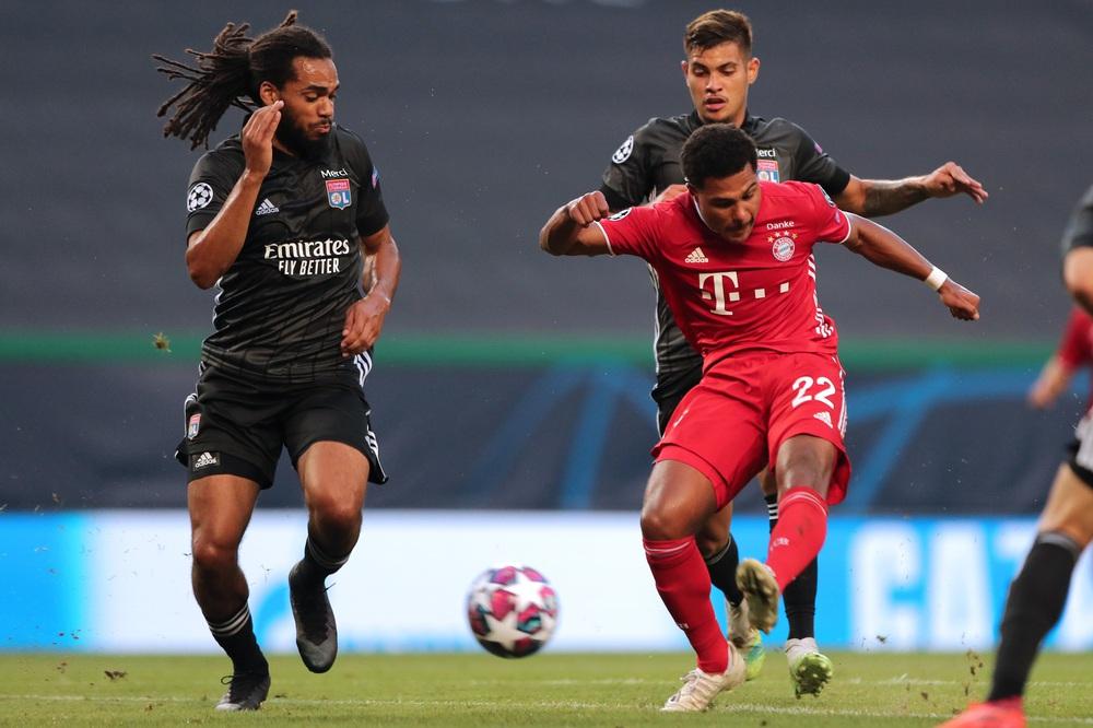 ẢNH: Gnabry rực sáng, Bayern Munich thắng thuyết phục Lyon ở bán kết Champions League - Ảnh 5.