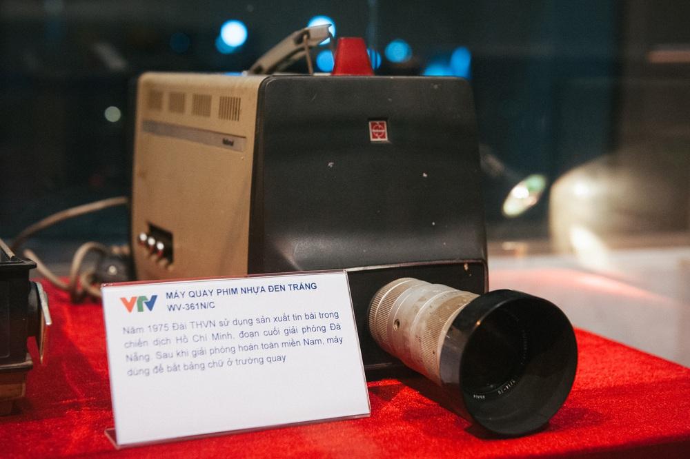 Những kỷ vật đồng hành cùng VTV từ những ngày đầu - Ảnh 5.