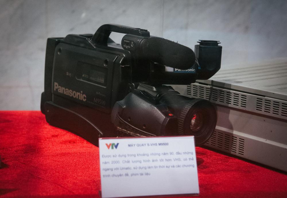 Những kỷ vật đồng hành cùng VTV từ những ngày đầu - Ảnh 15.