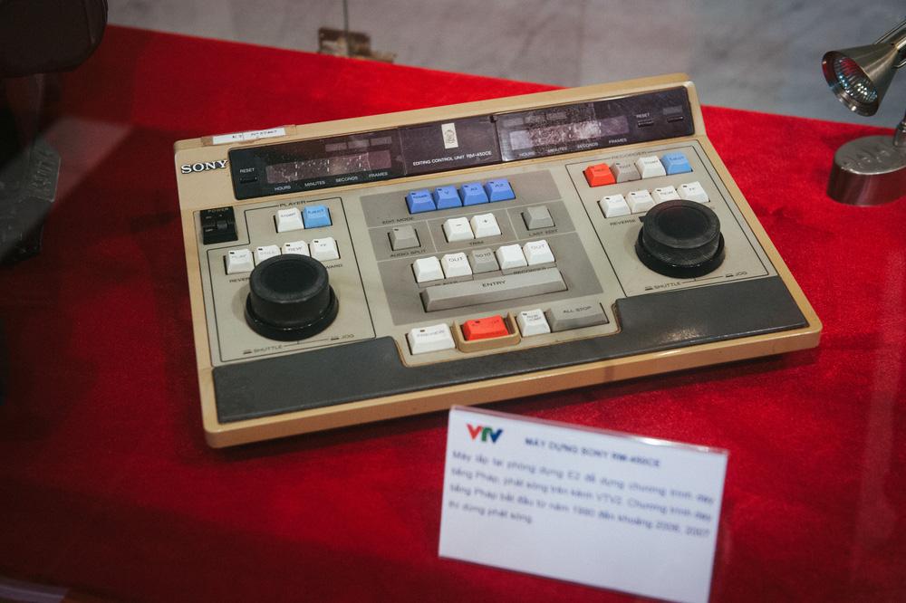 Những kỷ vật đồng hành cùng VTV từ những ngày đầu - Ảnh 12.
