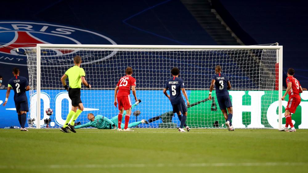 Bayern đánh bại PSG để lần thứ 6 giành cúp bạc Champions League - Ảnh 6.