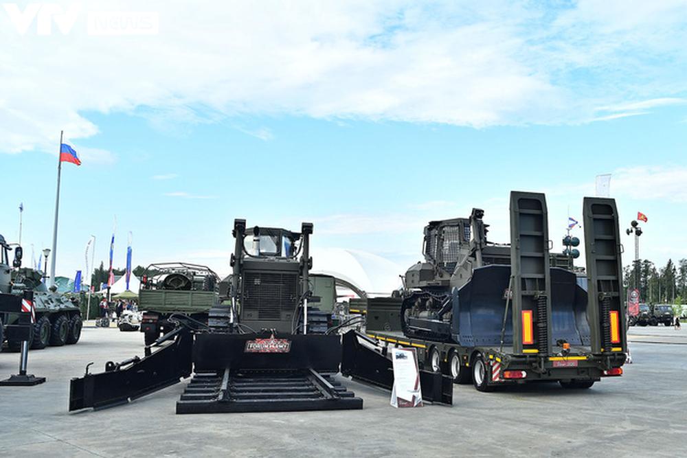 Ngắm dàn vũ khí tối tân bên lề Army Games 2020 ở Nga - Ảnh 36.