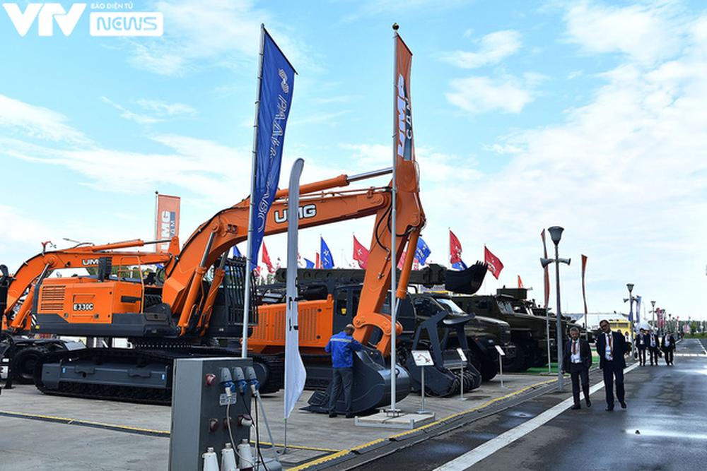 Ngắm dàn vũ khí tối tân bên lề Army Games 2020 ở Nga - Ảnh 26.