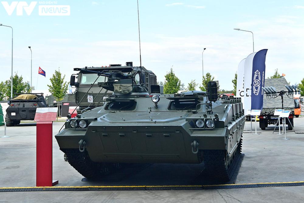Ngắm dàn vũ khí tối tân bên lề Army Games 2020 ở Nga - Ảnh 7.