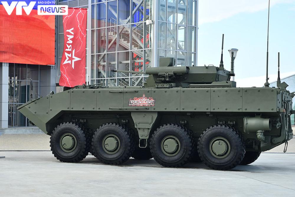 Ngắm dàn vũ khí tối tân bên lề Army Games 2020 ở Nga - Ảnh 8.