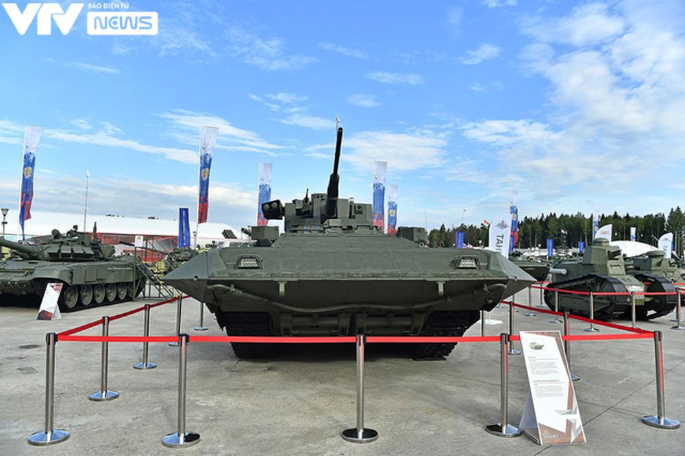 Ngắm dàn vũ khí tối tân bên lề Army Games 2020 ở Nga - Ảnh 9.
