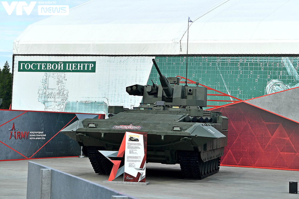 Ngắm dàn vũ khí tối tân bên lề Army Games 2020 ở Nga - Ảnh 10.