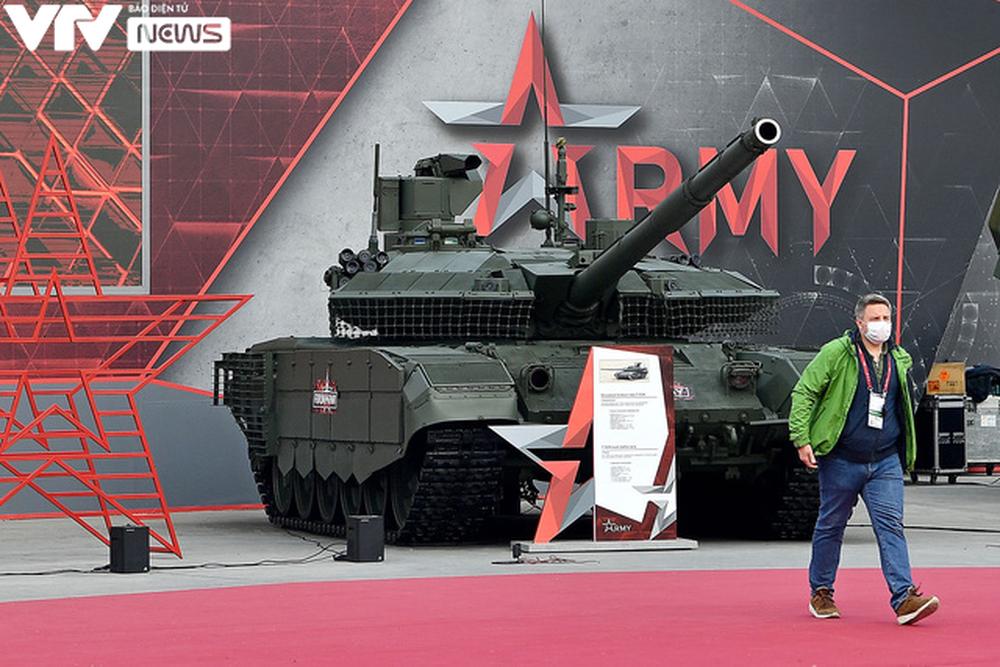 Ngắm dàn vũ khí tối tân bên lề Army Games 2020 ở Nga - Ảnh 18.