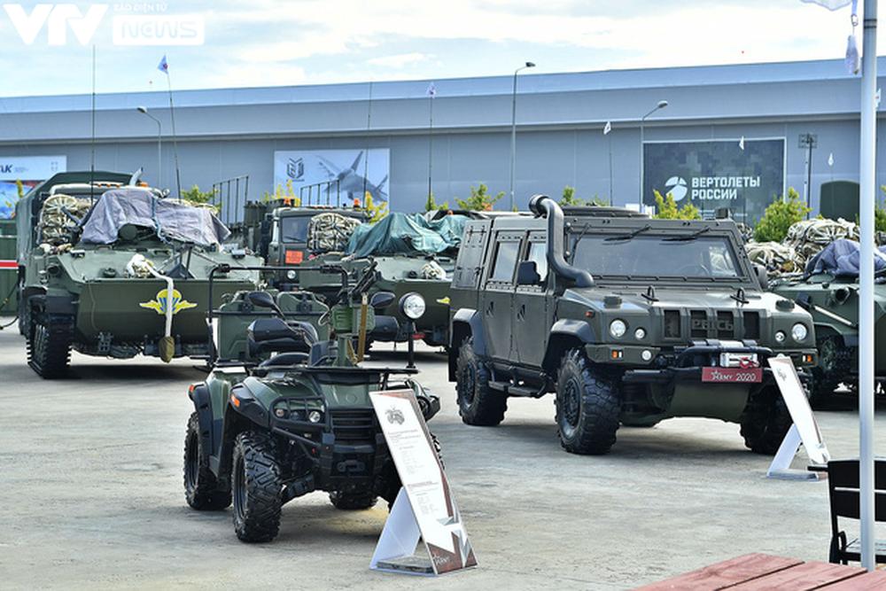 Ngắm dàn vũ khí tối tân bên lề Army Games 2020 ở Nga - Ảnh 20.