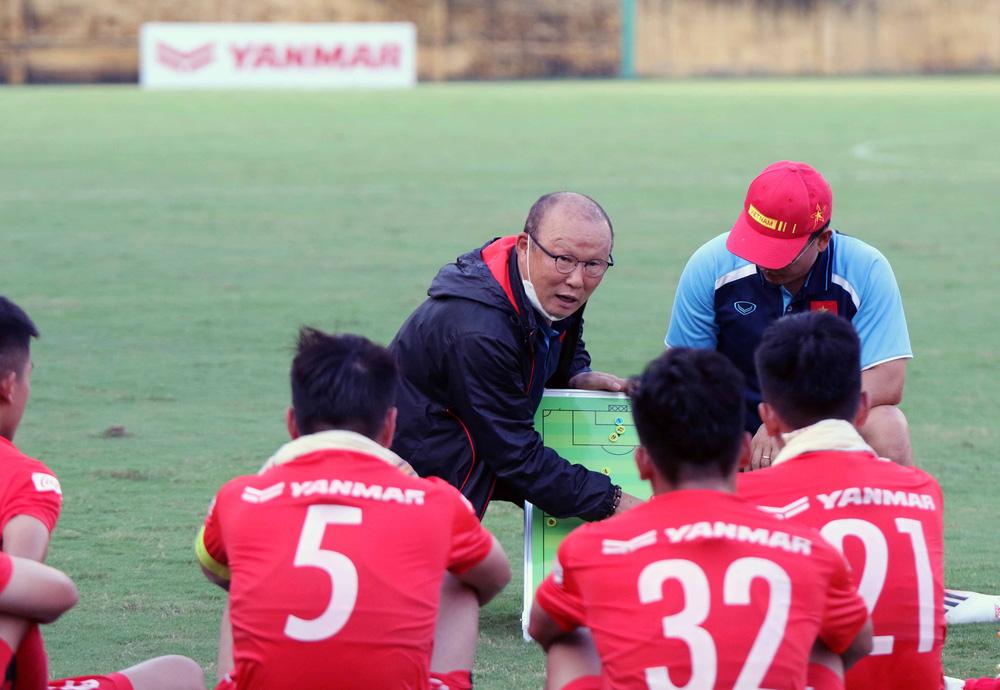 U22 Việt Nam hoà 2-2 CLB Viettel trong trận đấu tập cuối cùng - Ảnh 3.