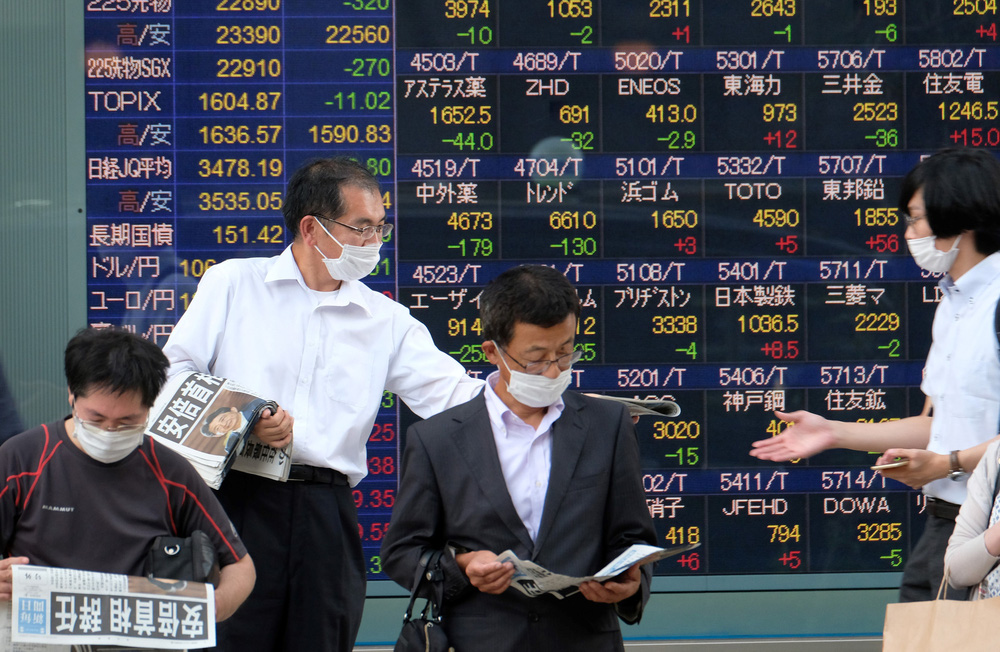 Thủ tướng Nhật Bản Abe Shinzo từ chức - Di sản của ông để lại là gì? - Ảnh 3.