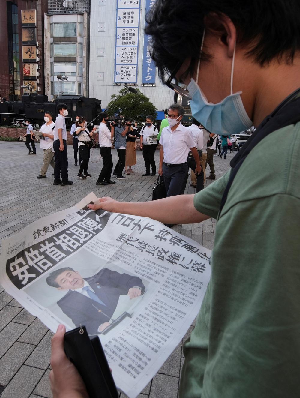 Thủ tướng Nhật Bản Abe Shinzo từ chức - Di sản của ông để lại là gì? - Ảnh 6.