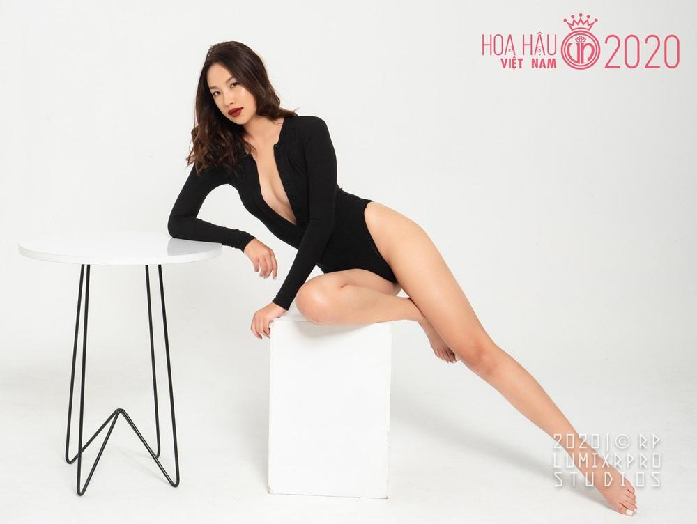 Những thí sinh Hoa hậu Việt Nam 2020 sở hữu đôi chân dài nổi bật - Ảnh 1.