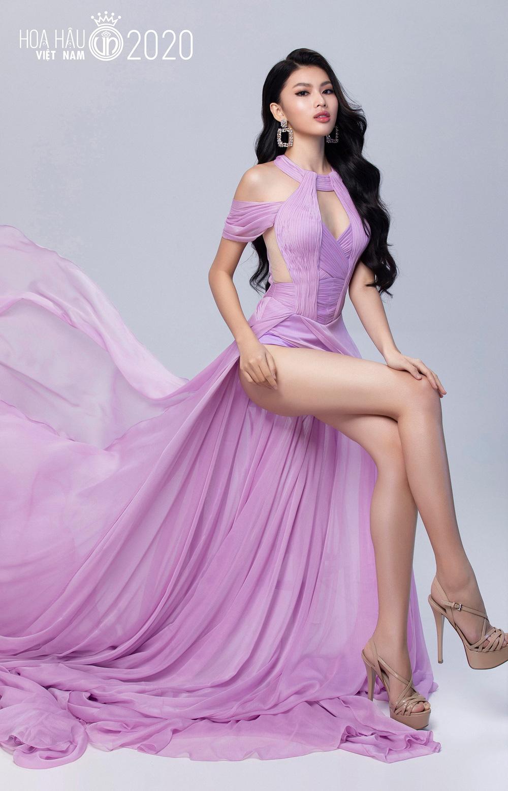 Những thí sinh Hoa hậu Việt Nam 2020 sở hữu đôi chân dài nổi bật - Ảnh 5.