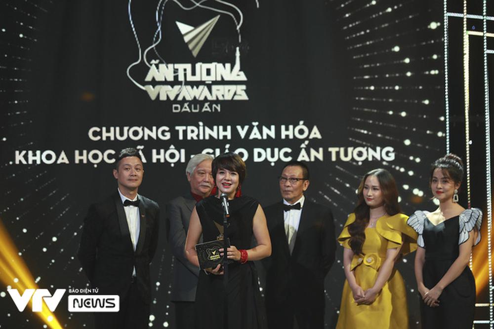 Những giải thưởng đã được trao tại VTV Awards 2020 - Ảnh 8.