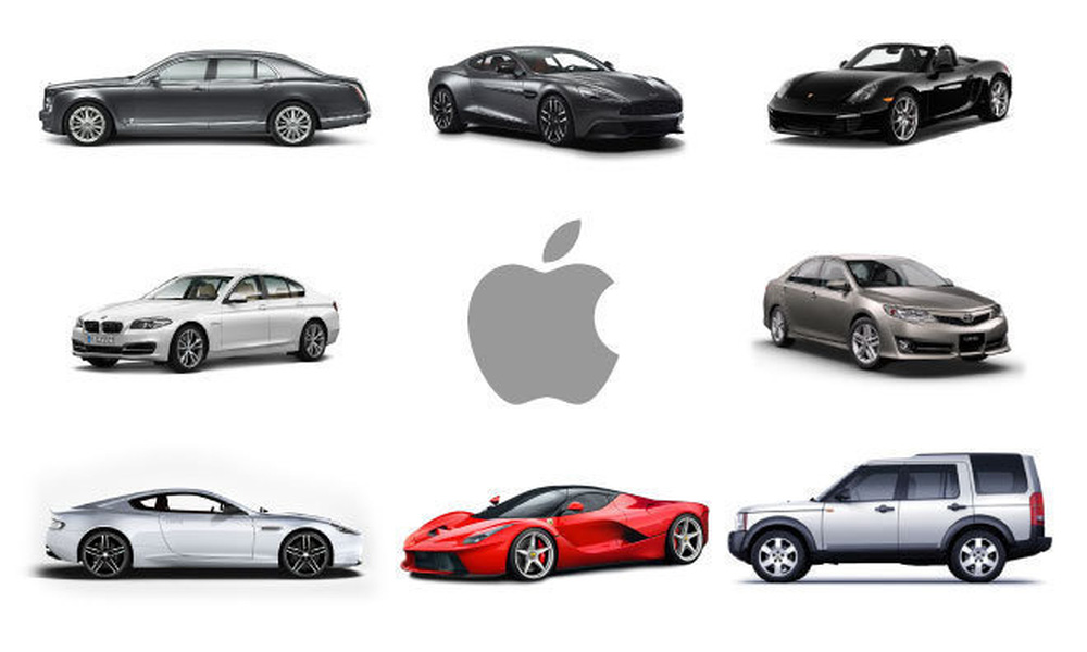 Apple Car sẽ là con ngáo ộp trong ngành công nghiệp ô tô? - ảnh 4