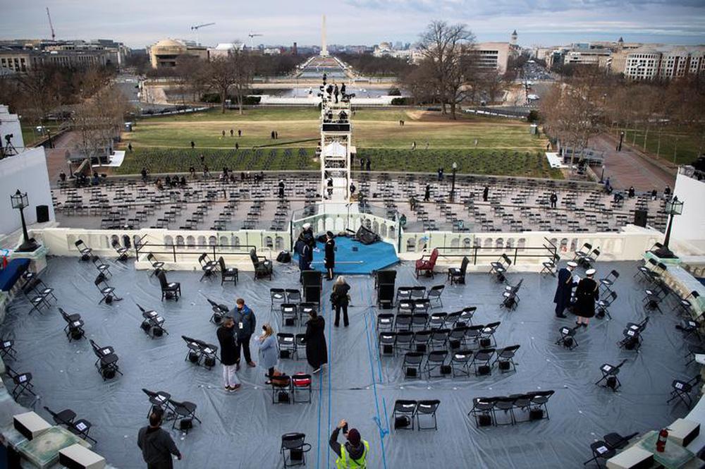 Nước Mỹ trước giờ phút chuyển giao quyền lực giữa hai đời Tổng thống - Ảnh 3.