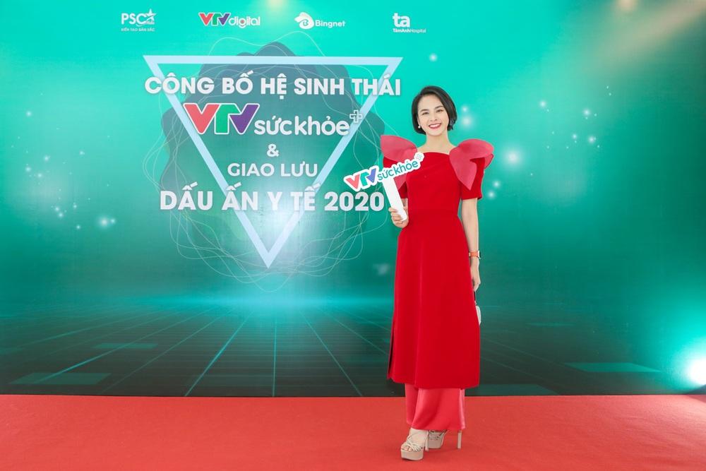 BTV Thu Hương và dàn MC rạng rỡ tại lễ công bố Hệ sinh thái VTV Sức khỏe - ảnh 2