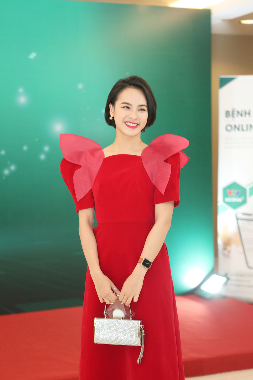 BTV Thu Hương và dàn MC rạng rỡ tại lễ công bố Hệ sinh thái VTV Sức khỏe - ảnh 1