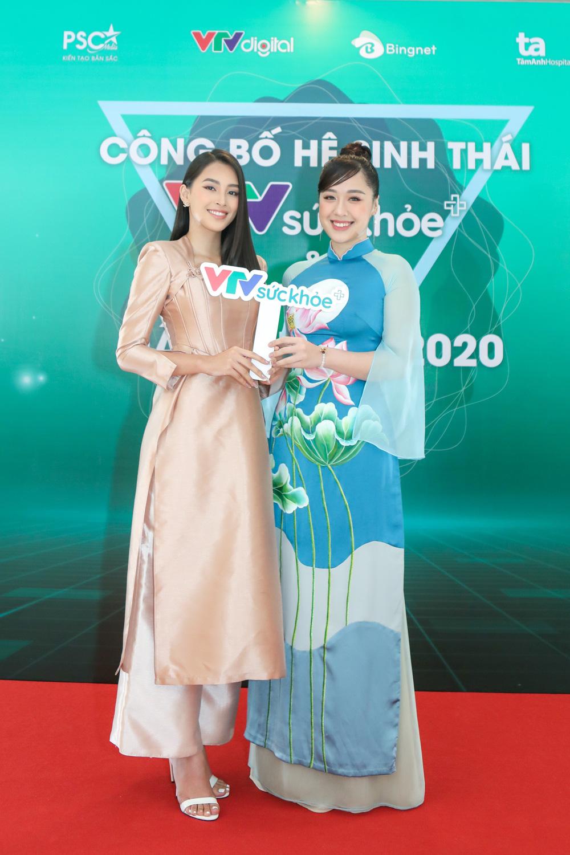 Tiểu Vy bất ngờ tái ngộ bạn cũ cùng thi Hoa hậu Việt Nam - Ảnh 2.