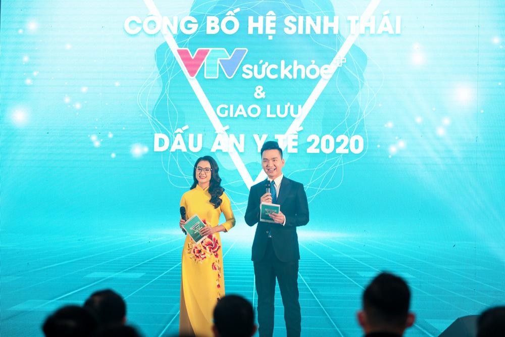 BTV Thu Hương và dàn MC rạng rỡ tại lễ công bố Hệ sinh thái VTV Sức khỏe - ảnh 9