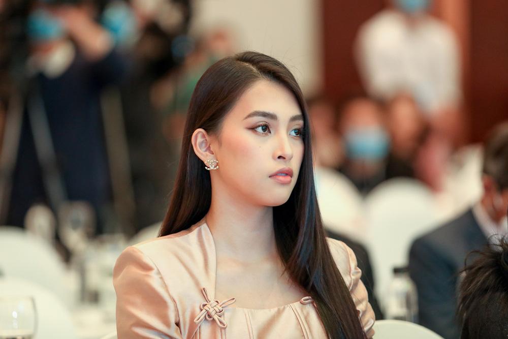 Tiểu Vy bất ngờ tái ngộ bạn cũ cùng thi Hoa hậu Việt Nam - Ảnh 9.