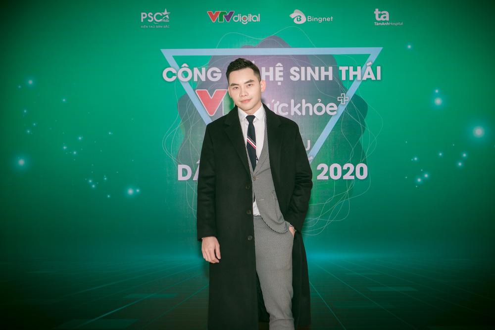 BTV Thu Hương và dàn MC rạng rỡ tại lễ công bố Hệ sinh thái VTV Sức khỏe - ảnh 7