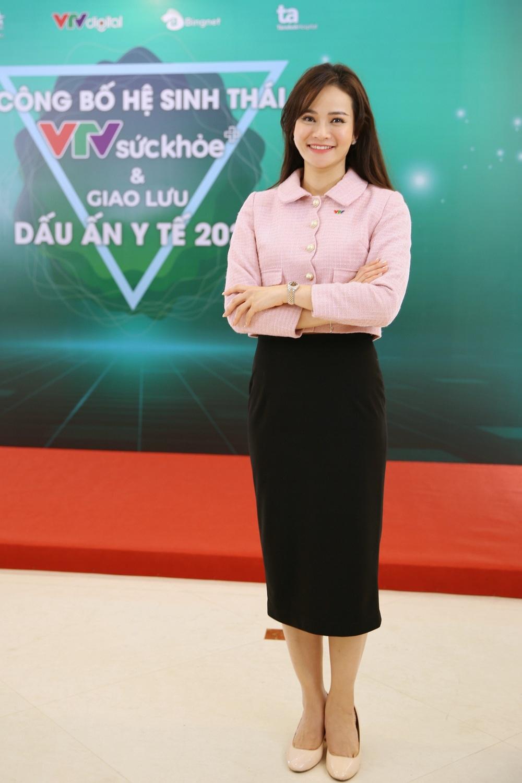 BTV Thu Hương và dàn MC rạng rỡ tại lễ công bố Hệ sinh thái VTV Sức khỏe - ảnh 5