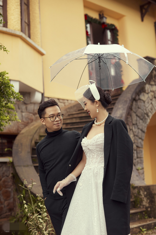 Ảnh cưới tại Đà Lạt ngọt hơn mật của Á hậu Thúy An - ảnh 10