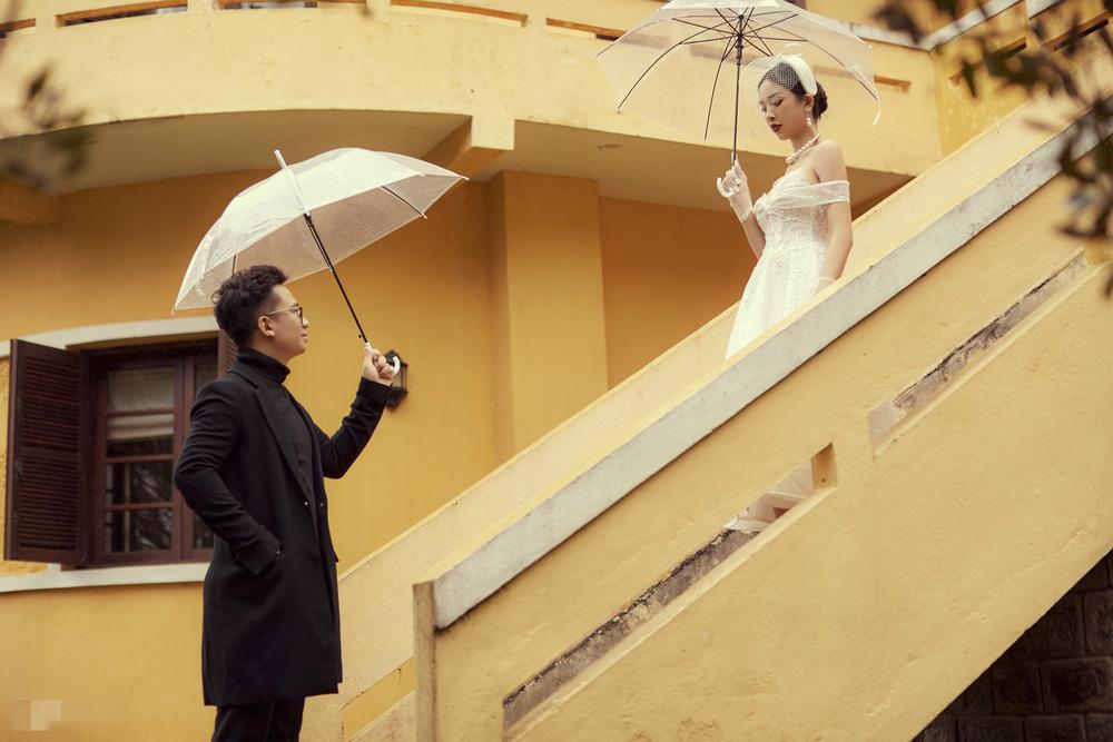 Ảnh cưới tại Đà Lạt ngọt hơn mật của Á hậu Thúy An - Ảnh 12.